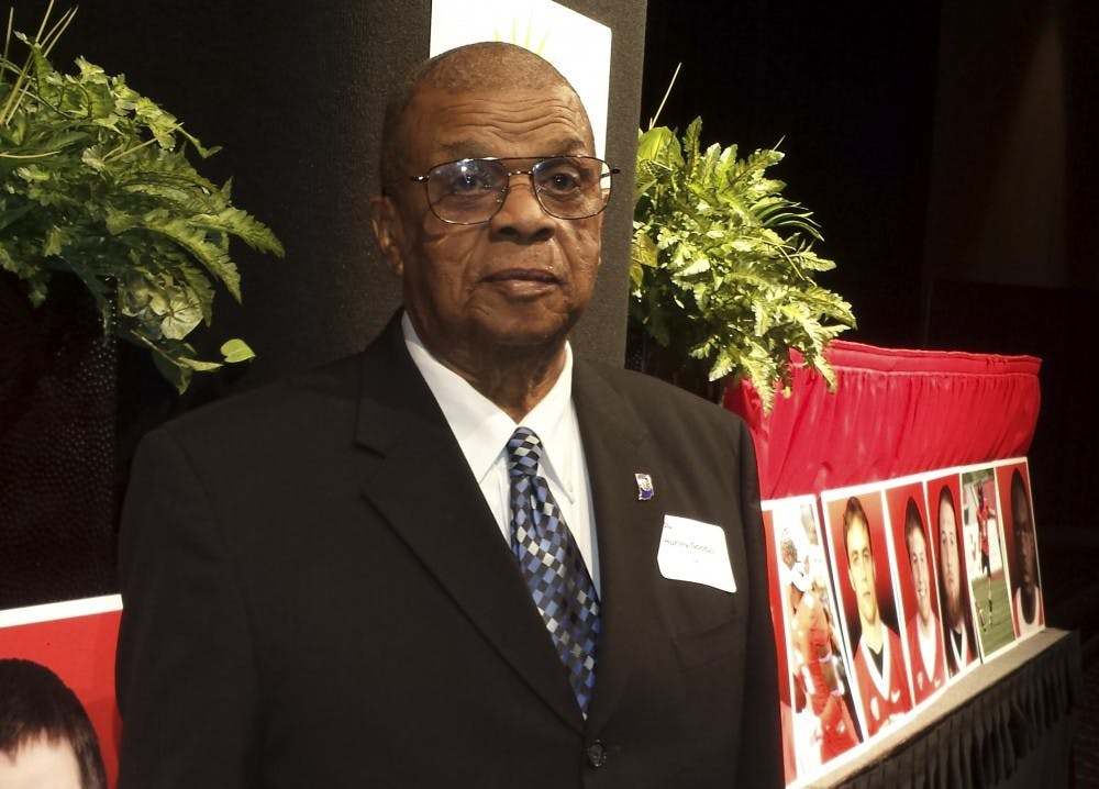 The Delaware County Historical Society is partnering with Community Enhancement Projects to build a bronze statue of Hurley Goodall. He has been an advocate for the African American community throughout his life. Julius Anderson, Photo Provided