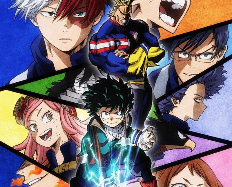 'My Hero Academia' Season 2: Redefining what superheroes are