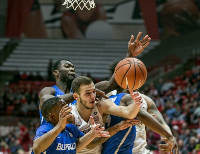 Ball State's nine-game win streak snapped in 83-63 loss against Buffalo