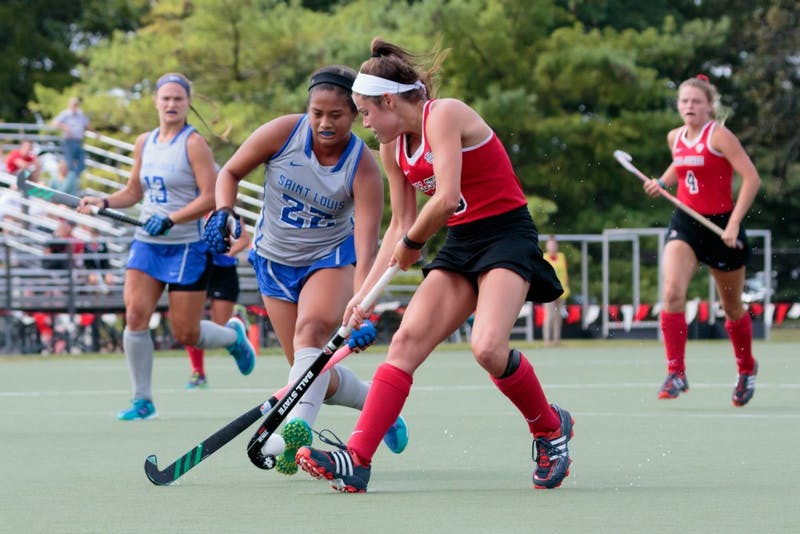 Field hockey takes 2-0 record into 8-game road trip