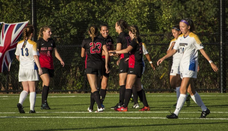 Ball State soccer looks to 'rise above' this season