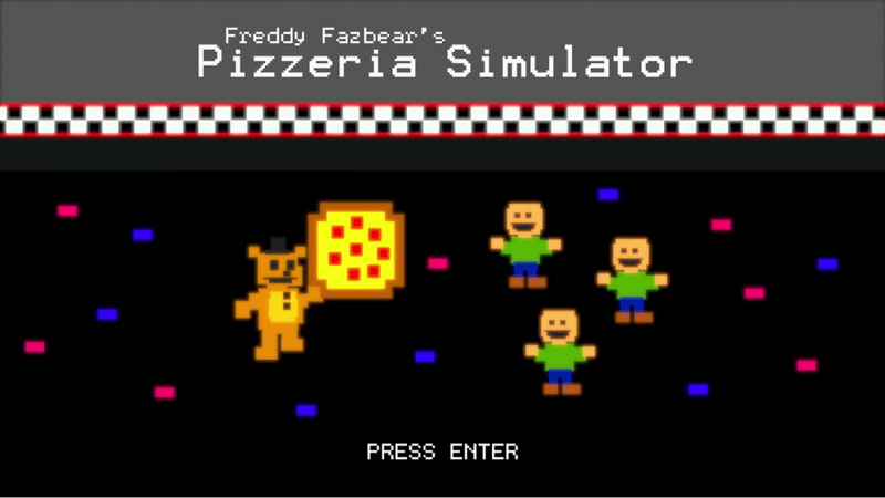 'Freddy Fazbear's Pizzeria Simulator' serves scares and fun for free