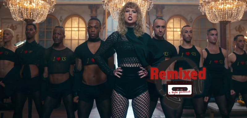 Remixed S2E1: The old Taylor's dead and VMAs recap