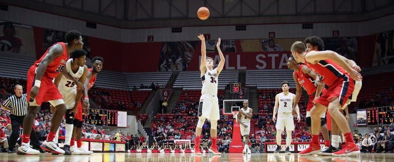 Sean Sellers ties record, Ball State wins 5th straight in MAC