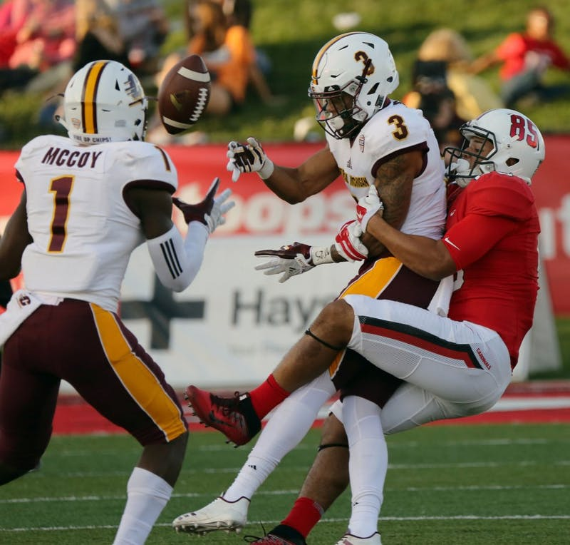 Ball State looks to contain Toledo's top-ranked offense