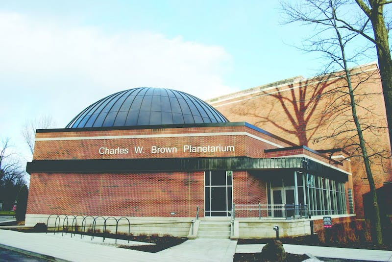 Charles W. Brown Planetarium to host several programs for the community