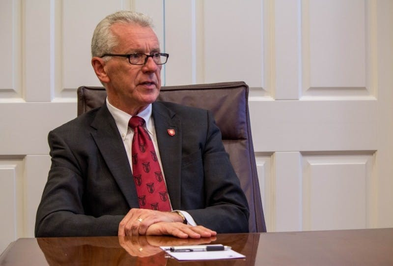 Terry King: Ball State's 16th president