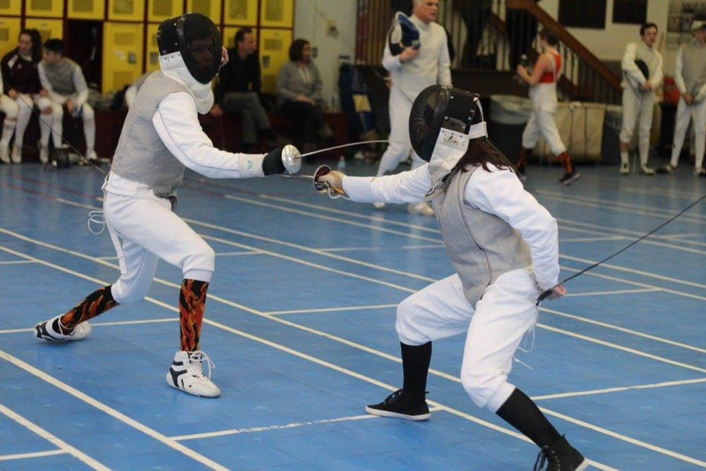 Ball State Fencing Club Facebook, Photo Courtesy