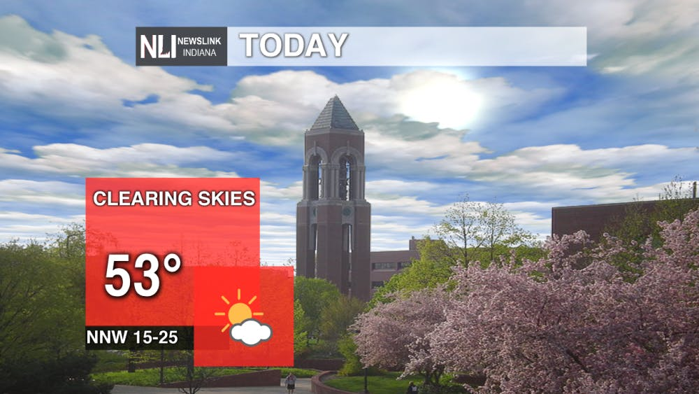 Weather Authority: More sunshine and warmer on Thursday