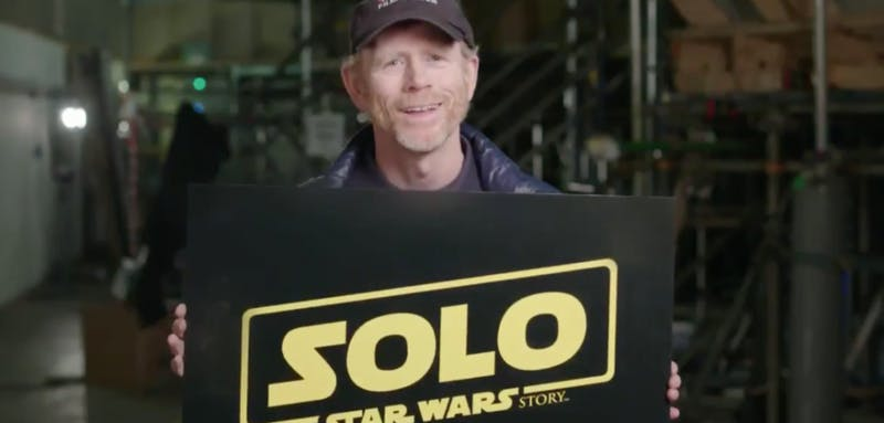 Han Solo movie title announced! – Checkpoint