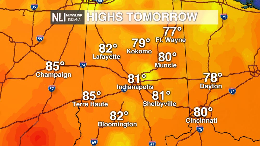 High Temps Map Tomorrow.png