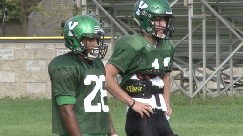 High School Game of the Week - Week 7: Yorktown vs. Greenfield-Central