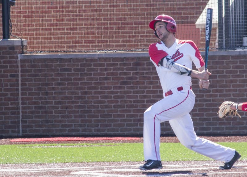 Ball State baseball struggles against Central Michigan in MAC Tournament elimination game