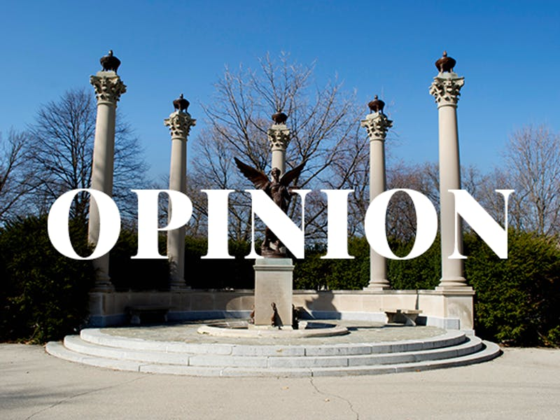 LETTER TO THE EDITOR: A letter to President Mearns