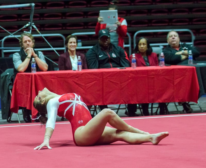 No. 15 Ball State Gymnastics places second in Washington D.C.