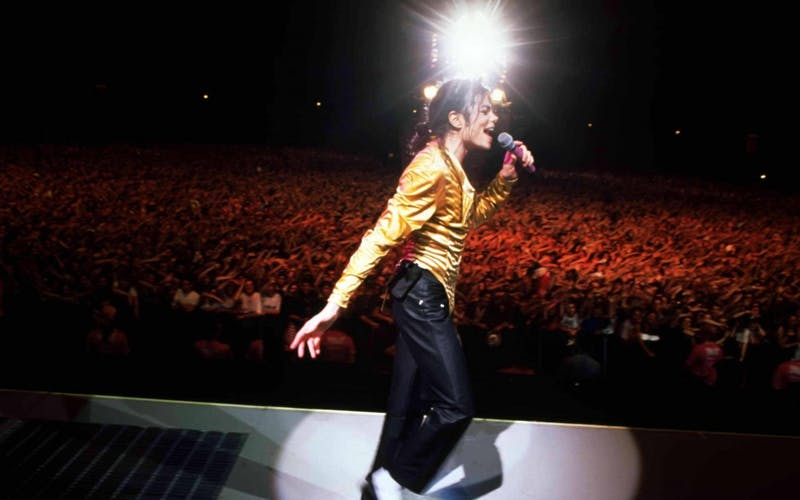 New Michael Jackson compilation 'Scream' to be released this month