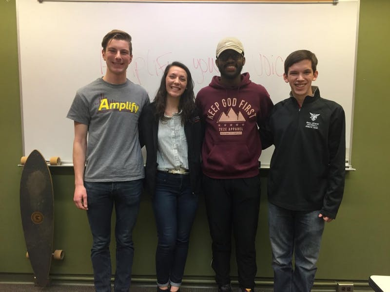 Amplify wins 2018 SGA election