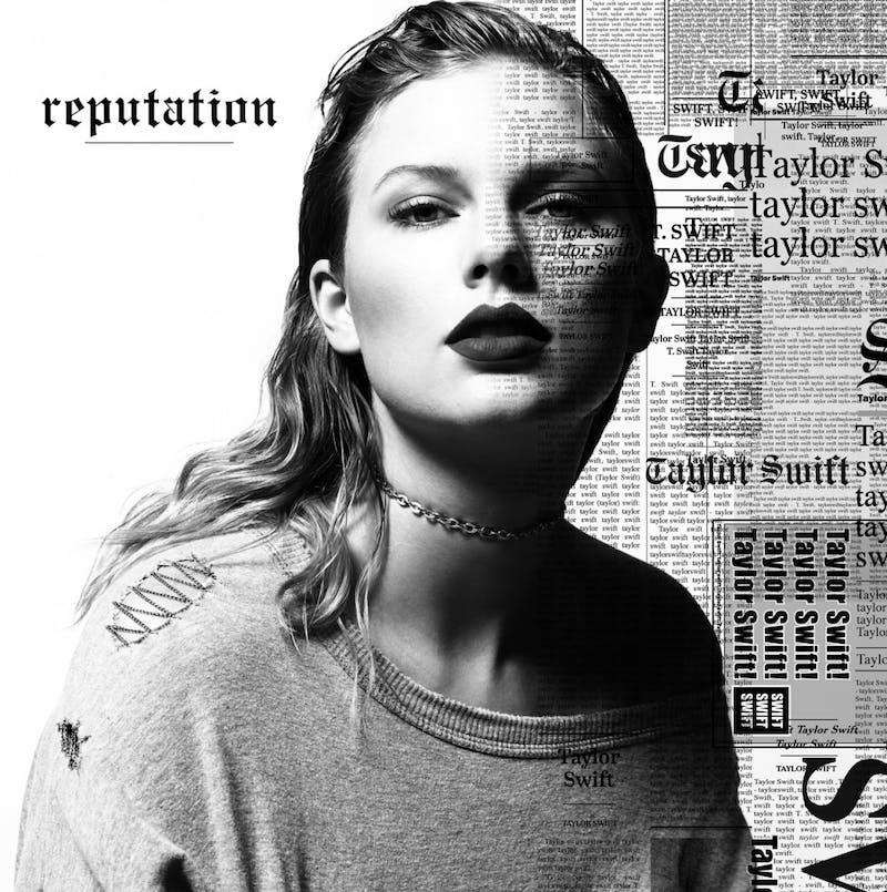 Taylor Swift's 'Reputation' is an entertaining mess, but it's still a mess
