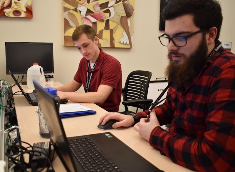 Tech Center hosts 'Love Your Computer' event