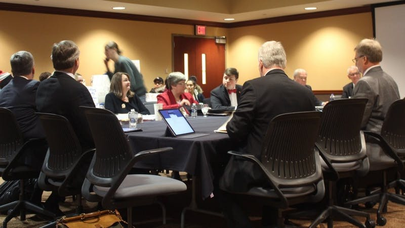 Board of Trustees to hold last meeting of summer