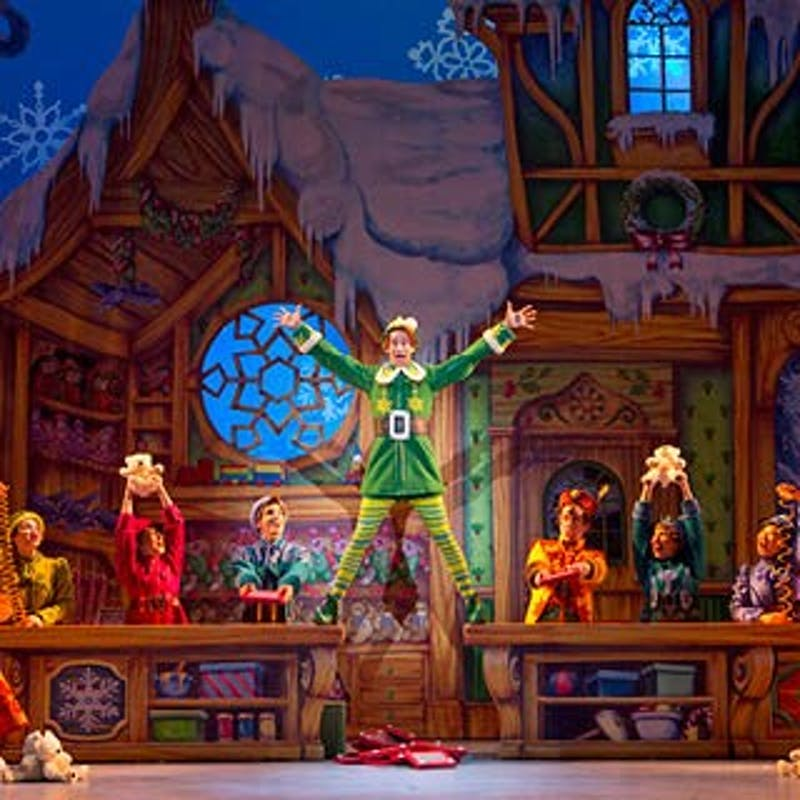 'Elf: The Musical' to be performed at Emens