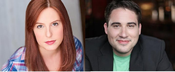 """Ball State theater alumni Elise Davis and Tommy Bullington are performing side by side in """"The Adventures of Spirit Force Five."""" The play will run July 6 to Aug. 11 at Factory Theater in Chicago."""
