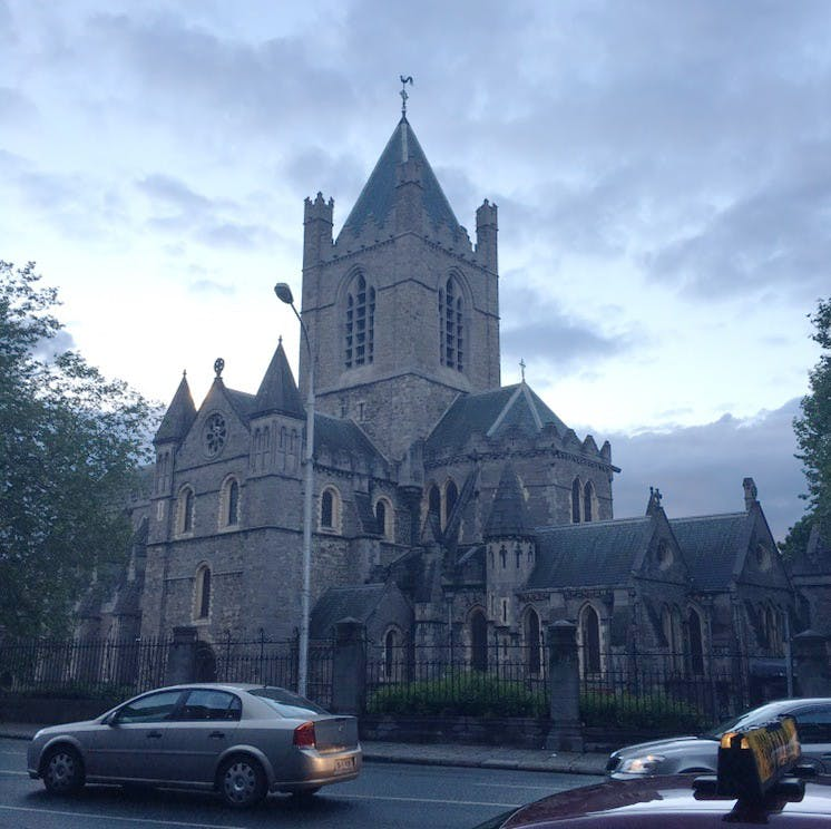 Adult-ish: Lost in Dublin