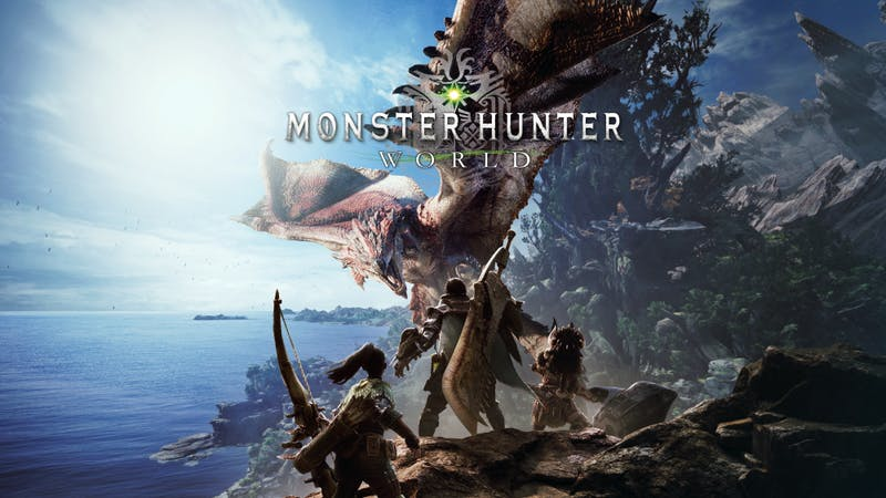 A whole new world: 'Monster Hunter: World'