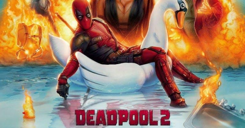 'Deadpool 2' puts forth maximum effort