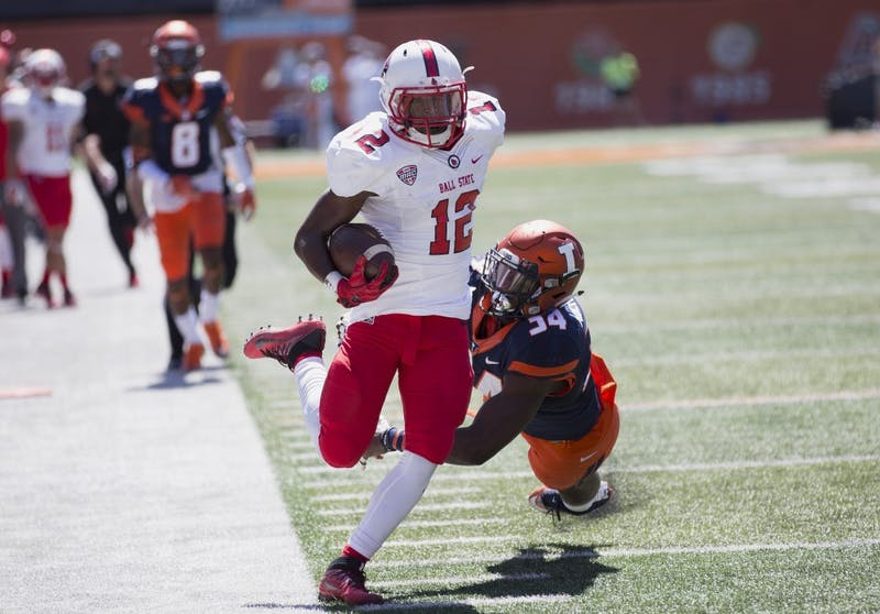 Top 5 first time performances from Ball State football players