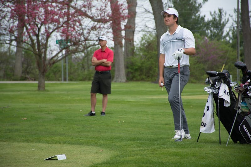 Watts leads men's golf to fourth place at EKU Intercollegiate