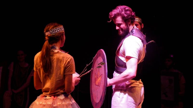 Our sneak peek of Ball State's production of 'Pericles'