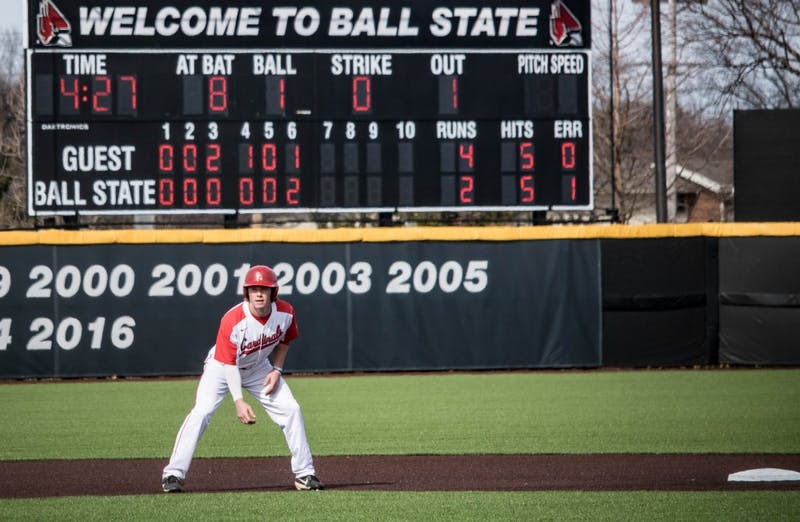 Ball State baseball opens MAC play in rivalry series at Kent State