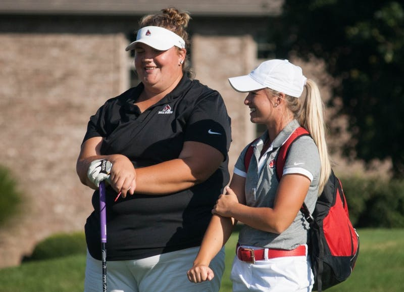 Women's golf takes 10th at Redbird Invite