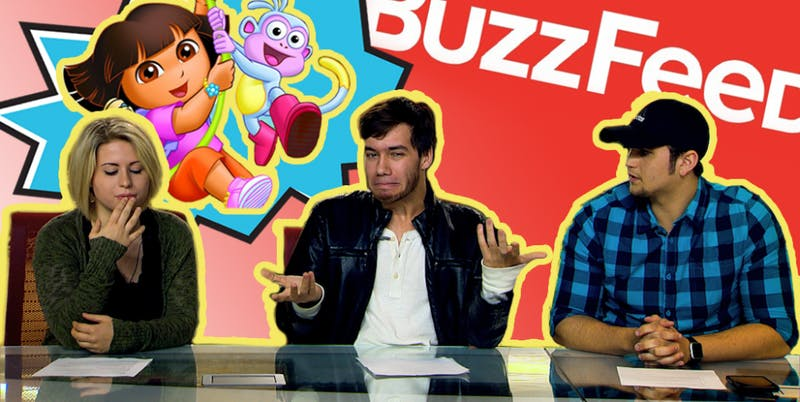 Pop Tabs S1E4: BuzzFeed accused of stealing, Instagram Live update, and 'Dora' with Explosions