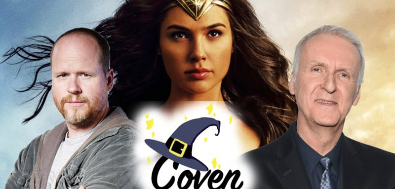 The Coven S3E1: Wonder Woman and faulty feminism