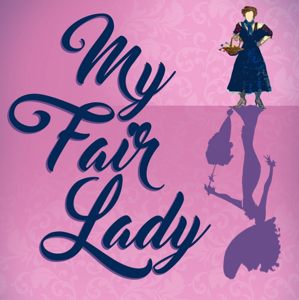 "Muncie Civic Theatre is preforming ""My Fair Lady"" at Northside Middle School Oct. 13-14, 20-22 and 26-28. ""My Fair Lady"" is based on George Bernard Shaw's play ""Pygmalion"". Muncie Civic Theatre Photo Courtesy"