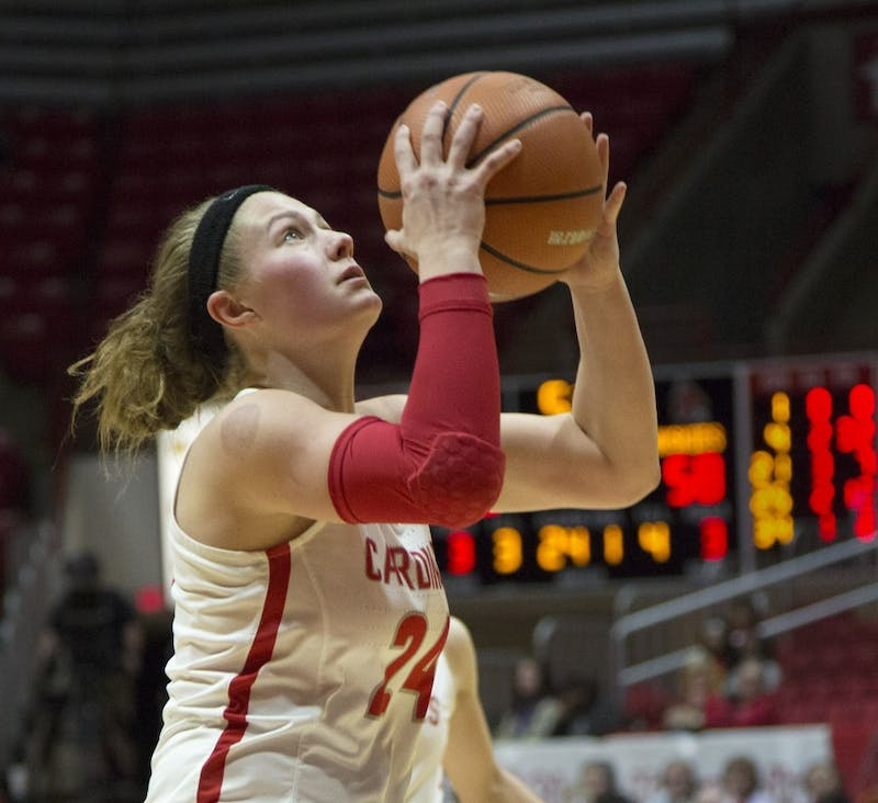 Ohio holds off Ball State women's basketball despite rally