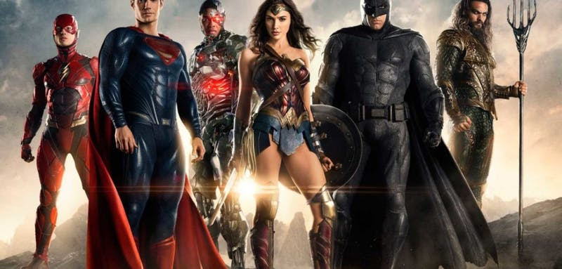 'Justice League' gives fans the movie they deserve