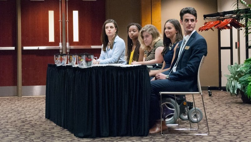 SGA tables vote for budget approval until next week