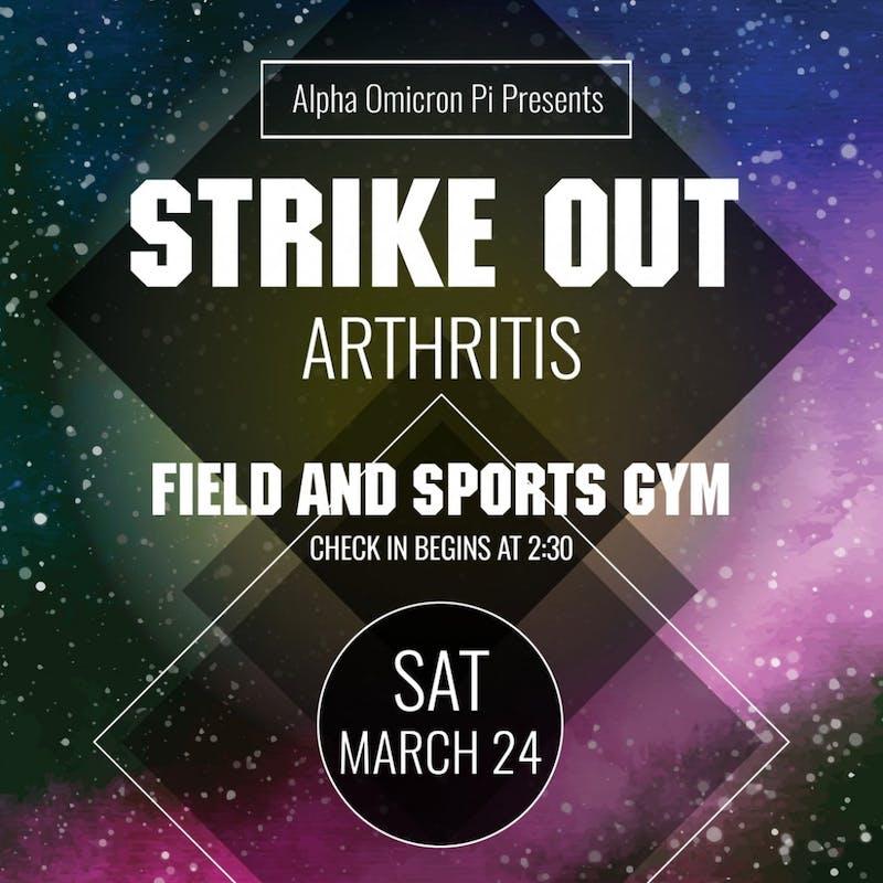 Strike Out Arthritis
