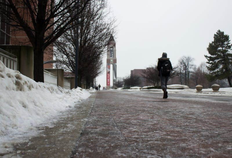 9 tips to stay warm at Ball State this winter