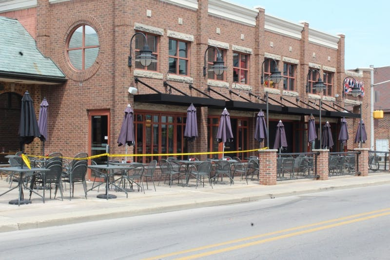 Scotty's patio closed after hit-and-run accident