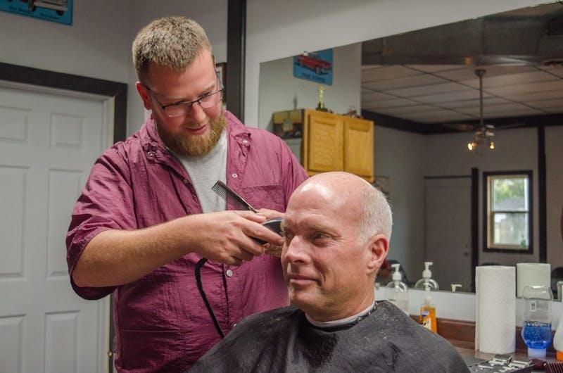 Muncie Origins: Self-taught barber, owner of Zach's Barber Shop still clipping