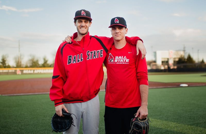 Ball State baseball's Cody and Seth Freed look forward to being teammates one last time