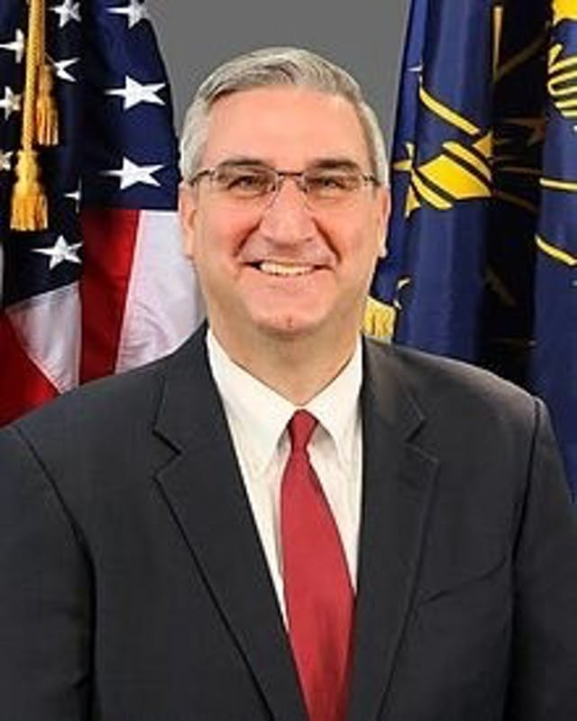 Indiana governor to deliver second state of the state speech