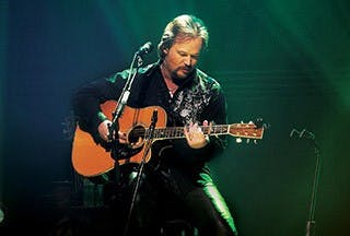 """Travis Tritt will perform at 7 p.m. Feb. 18 in Emens Auditorium as apart of his """"A Man and His Guitar"""" 2018 tour. Tritt is one of 35 nationally touring artists that have performed on campus throughout the 2017-18 school year. Ball State University, Photo Courtesy"""
