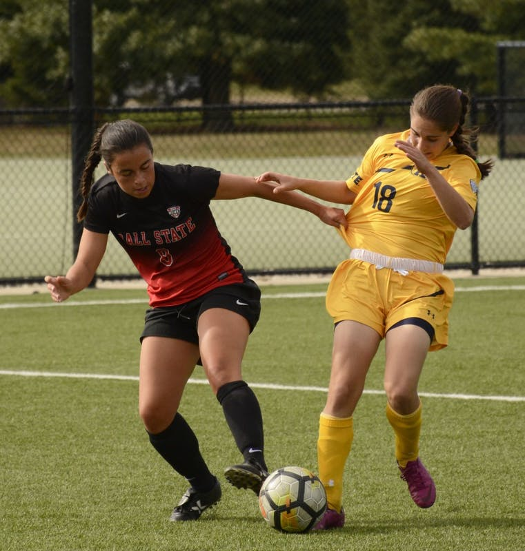 Ball State soccer sits atop the MAC as they travel to Western Michigan