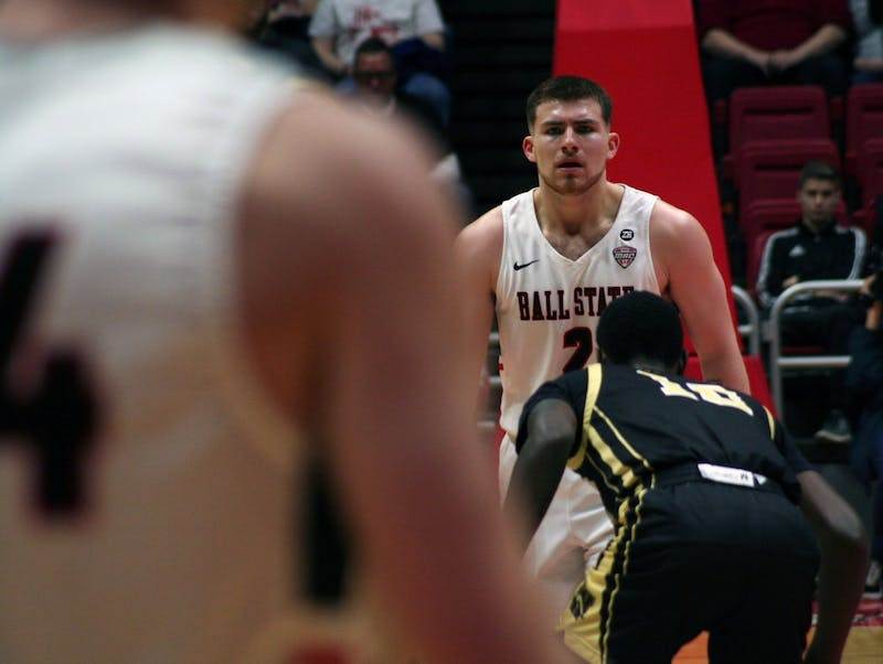 Ball State men's basketball drops season finale to Northern Illinois