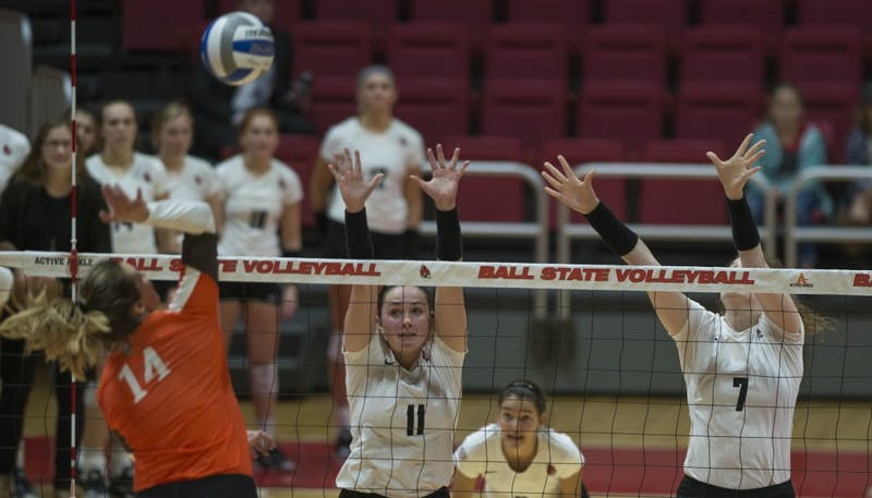 Ball State women's volleyball aims for NCAA Tournament return